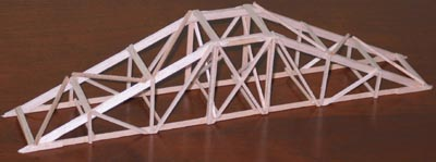 Balsa Bridge Garrett S Bridges