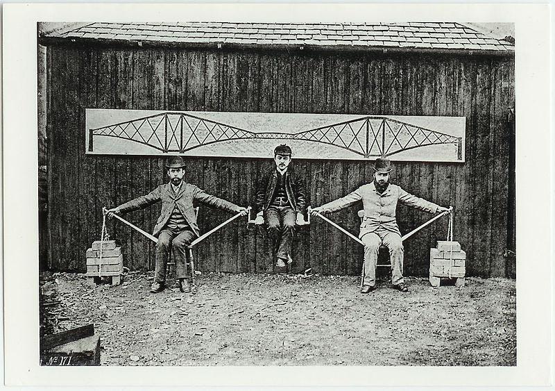 Bridge types garrett 39 s bridges for Cantilever counter support