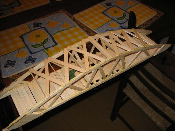 Coolest Popsicle Bridge Garrett S Bridges Resources To Help You Build A Model Bridge