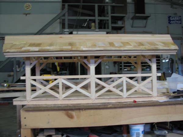 how to make a working model of hydraulic bridge