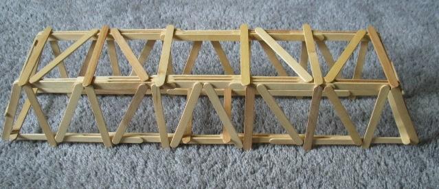 Popsicle bridges garretts bridges howe truss bridge malvernweather Choice Image
