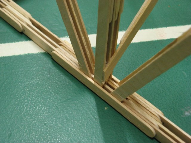 Best Way To Build A Bridge Out Of Popsicle Sticks