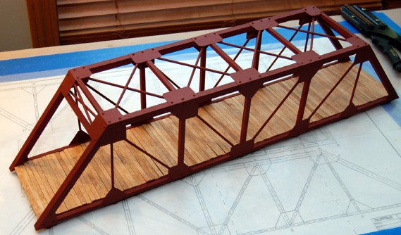 truss bridge research paper Balls bridge and truss bridges: a brief historical overview nathan holth bridge information in this document was adapted from a formal research paper i composed this paper truss bridges in ontario.