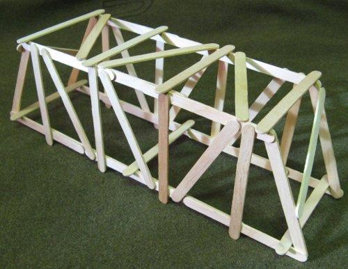 Short Pratt Truss Bridge Updated Garrett S Bridges Resources To Help You Build A Model Bridge